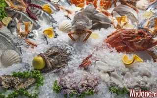 Ламинария или морская капуста относится к