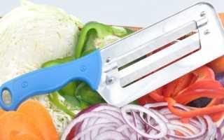 Двойной нож для резки капусты