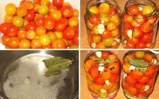 Рассол для помидоров на 1 литр воды