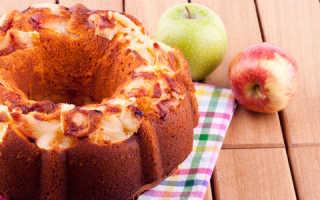 Что надо для шарлотки с яблоками