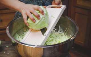 Можно ли квасить капусту в металлической кастрюле