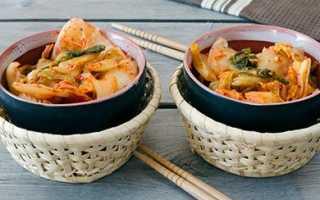 Капуста по китайски рецепт на зиму
