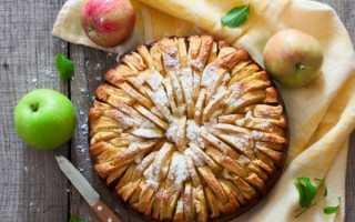 Какую выпечку можно приготовить из яблок