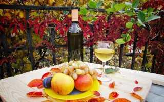 Вино из яблок с дрожжами