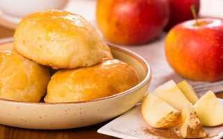 Начинка из сухих яблок для пирогов