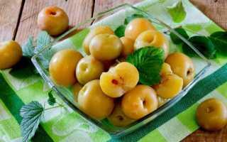 Яблоки моченые в ведре рецепт с горчицей