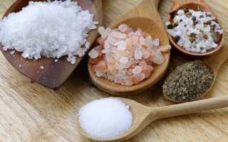 Какой солью лучше квасить капусту