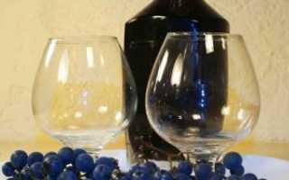 Вино из виноградного жмыха и воды