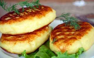 Как приготовить пирожки из картошки с капустой
