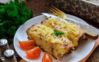 Как приготовить картофельную запеканку с сыром
