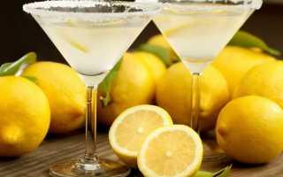 С чем пьют ликер лимончино