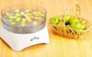Как резать яблоки для сушки в электросушилке