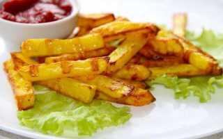 Картофельный фри в домашних условиях