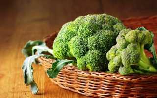 Как посадить капусту брокколи