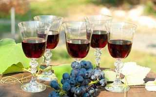 Как сделать вкусное вино из винограда изабелла