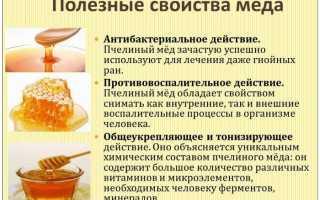 Мед и алоэ для лечения легких