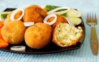 Картофель блюда из картофеля
