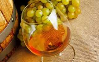 Изготовление коньяка в домашних условиях из винограда