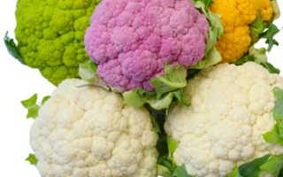 Польза цветной капусты для женщин