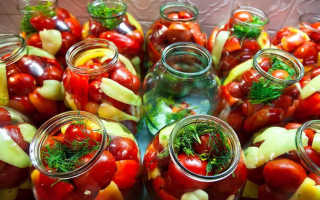 Вкусные заготовки на зиму из помидоров