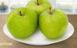 Чем полезны яблоки семеренко