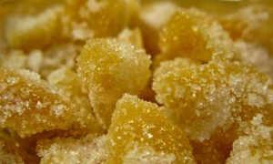 Имбирь в сахаре полезные свойства и противопоказания