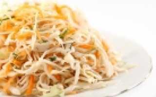 Рецепты блюд из капусты белокочанной с фото