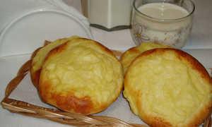 Как испечь картофельные шаньги