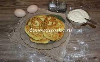 Картофельные зразы без начинки рецепт с фото