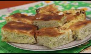 Пирог с капустой от юлии минаевой видео
