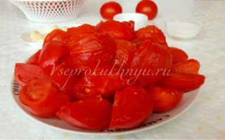 Рецепты хреновины из помидор на зиму