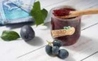 Варенье из винограда видео