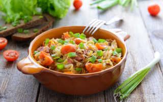 Как приготовить белокочанную капусту вкусно на сковороде
